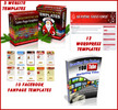 Christmas Templates super Package
