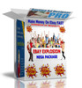 EBAY EXPLOSION MEGA PACKAGE+ TEMPLATES