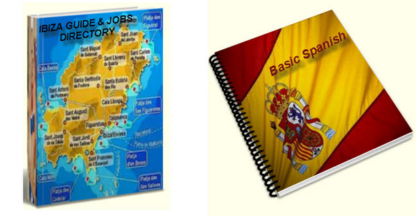 Product picture Guide To Working In Ibiza and basic Spanish ebooks