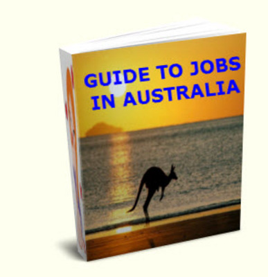 Product picture Guide to Jobs in Australia