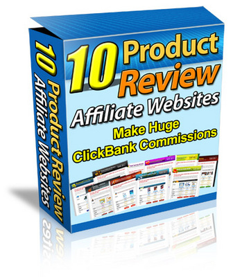 Product picture 10 Ready-Made Product Review Websites