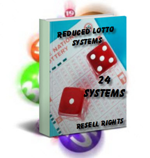 Product picture Reduced Lotto Systems