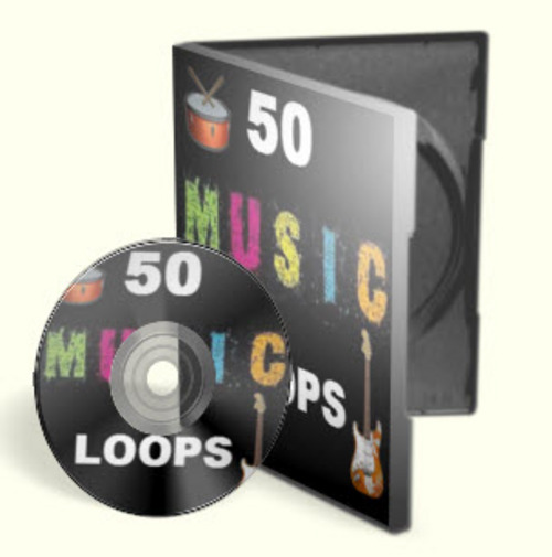 Product picture 50 Amazing Music Loops