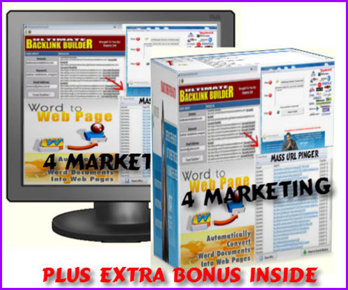 Product picture 4 MARKETING PACKAGE