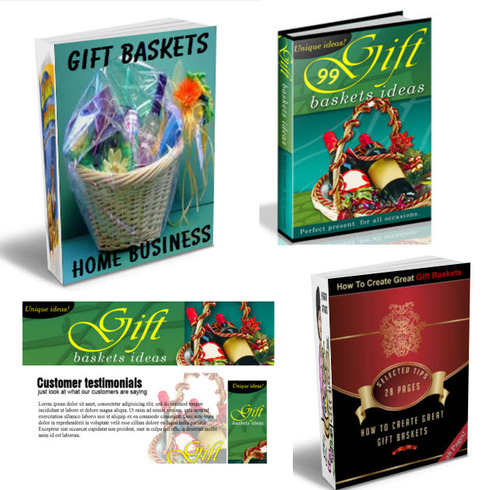 Product picture Gift Baskets Home Business