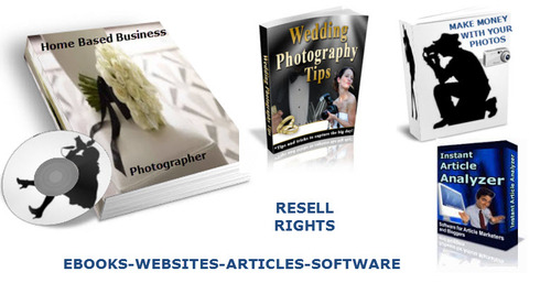 Product picture Home Based Photographer Business Package
