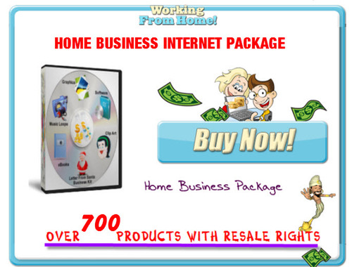 Product picture Home Business Internet Package