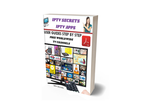 Product picture IPTV SECRETS